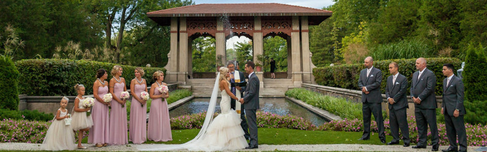 Armour House Wedding Lake Forest